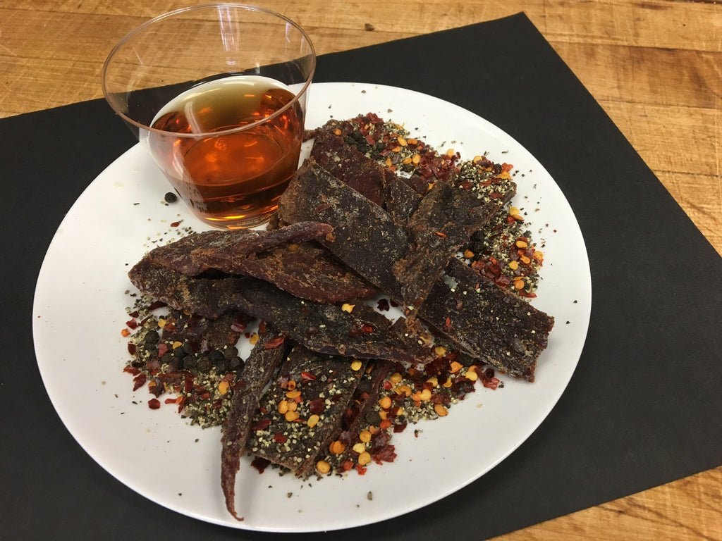 Tennessee Whiskey Beef Jerky