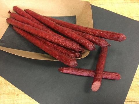 Sweet Honey Butcher Beef Sticks