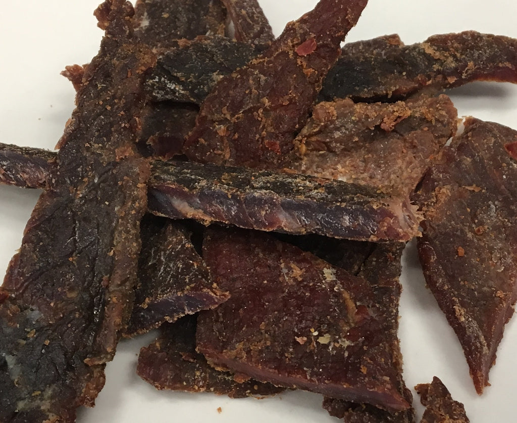 how to cut roast for beef jerky