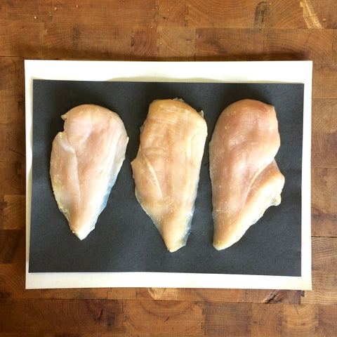 All Natural Chicken Breast Filets