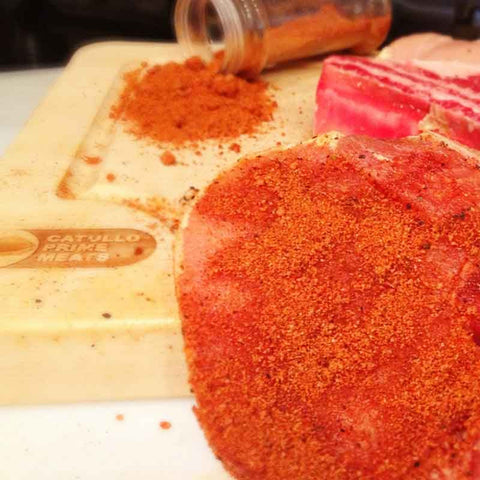Kansas City BBQ Butcher Dry Rub