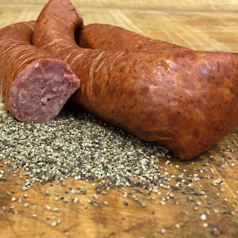 Old Fashioned Smoked Kielbasa