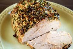 All Natural Boneless Pork Loin