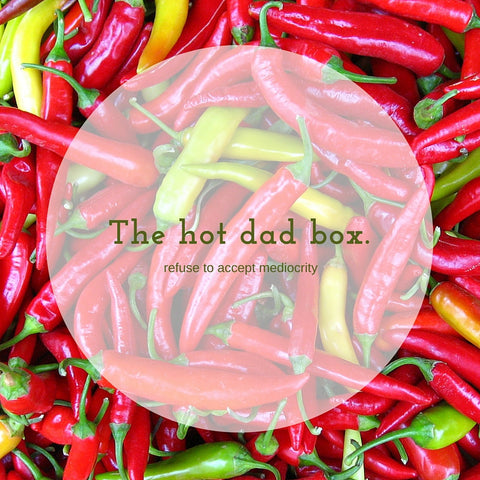 The Hot Dad Gift Box