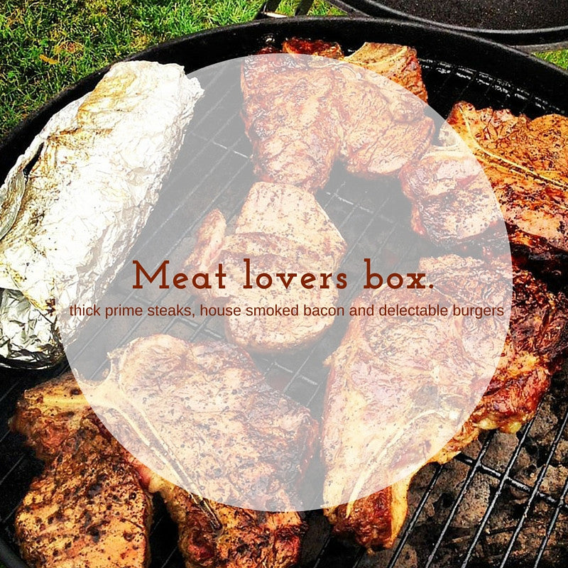 Meat Lover's Box