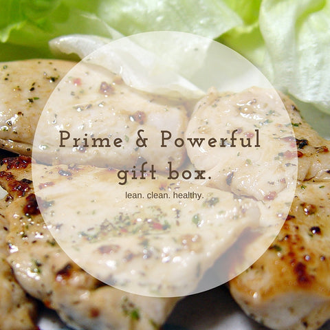 Prime and Powerful Gift Box