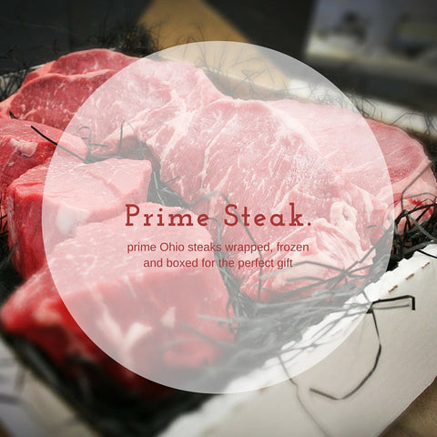 Prime Steak Gift Box