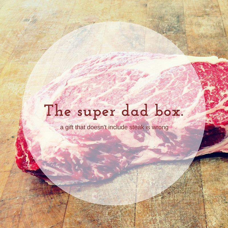 The Super Dad Box