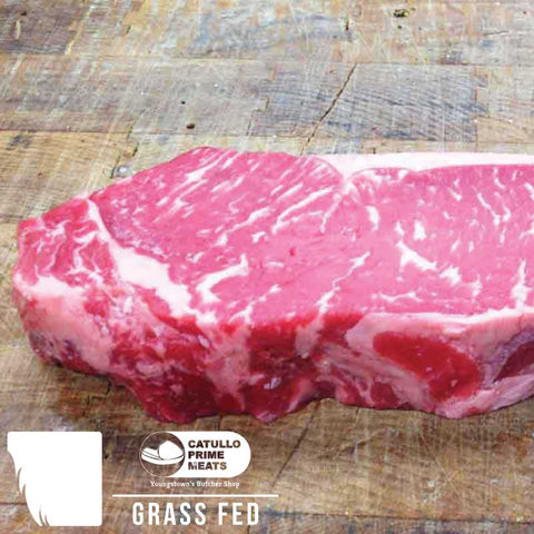Grass Fed Strip Steak