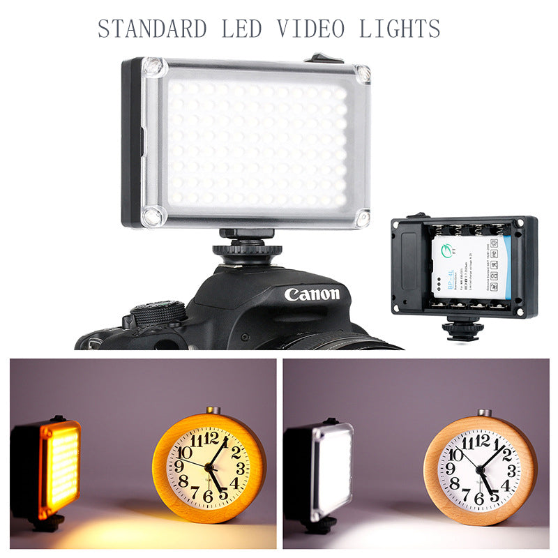 LED VIDEO LIGHTS