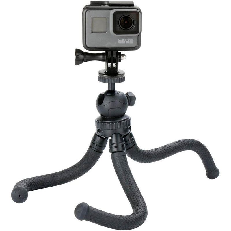 Remote Control Flexible Octopus Tripod