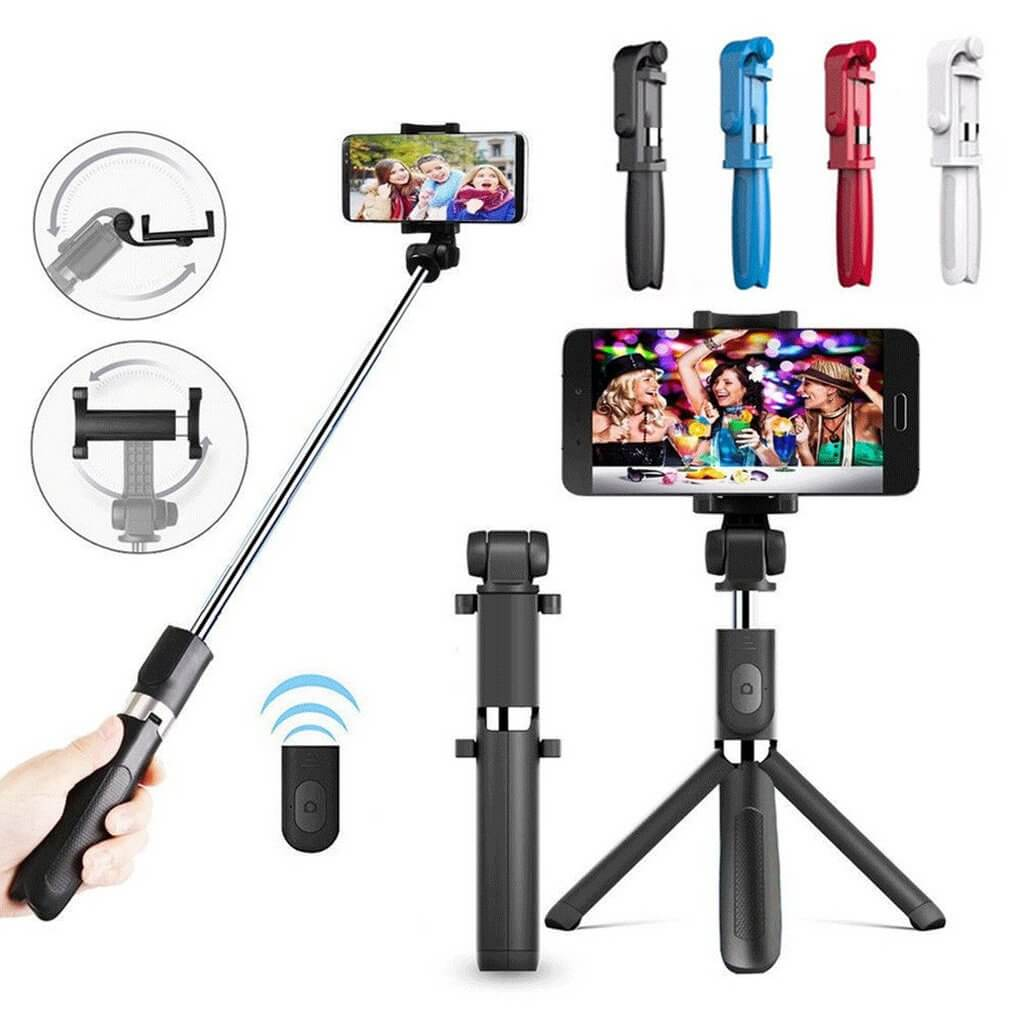 NEW Wireless Bluetooth Selfie Stick