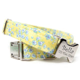 Yellow Floral Collar - Baby Blues