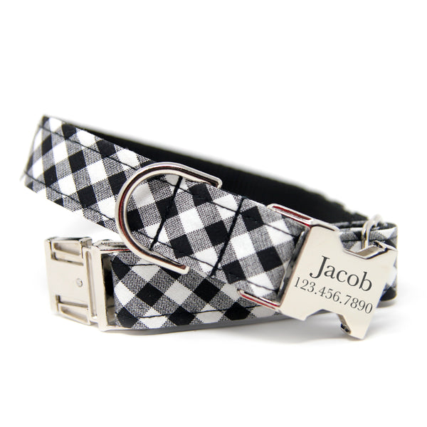Black White Bowtie