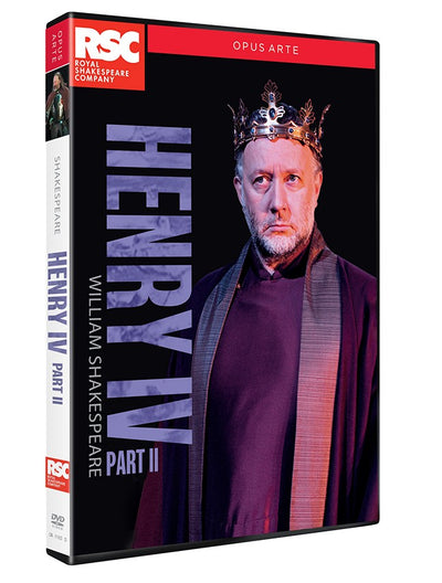 Henry IV Part II DVD (RSC)