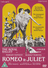 Romeo and Juliet DVD (The Royal Ballet) 1966