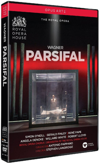 Wagner: Parsifal DVD (The Royal Opera) 2014