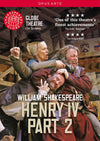 Henry IV Part 2 DVD (Shakespeare's Globe)