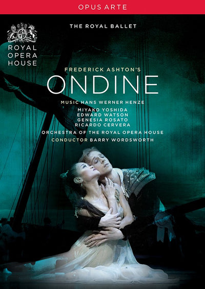 Ondine DVD (The Royal Ballet)