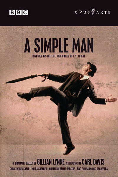 A Simple Man DVD (Northern Ballet)