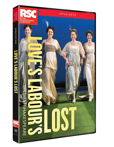 Love's Labour's Lost DVD (RSC)