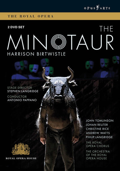 Birtwistle: Minotaur DVD (The Royal Opera)