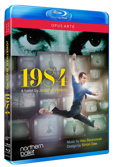 1984 Blu-ray (Northern Ballet)