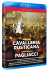 Cavalleria rusticana / Pagliacci Blu-ray (The Royal Opera)