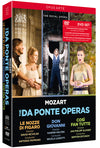Mozart: The Da Ponte Operas DVD Set (The Royal Opera)