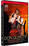Don Quixote DVD (The Royal Ballet) 2013