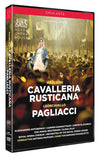 Cavalleria rusticana / Pagliacci DVD (The Royal Opera)