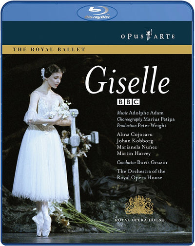 Giselle Blu-ray Disc (The Royal Ballet)