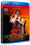 Don Quixote Blu-ray Disc (The Royal Ballet) 2013
