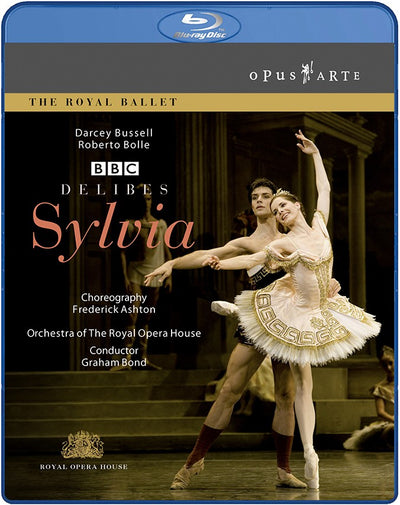 Sylvia Blu-ray Disc (The Royal Ballet)