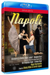 Napoli Blu-ray Disc (Royal Danish Ballet)