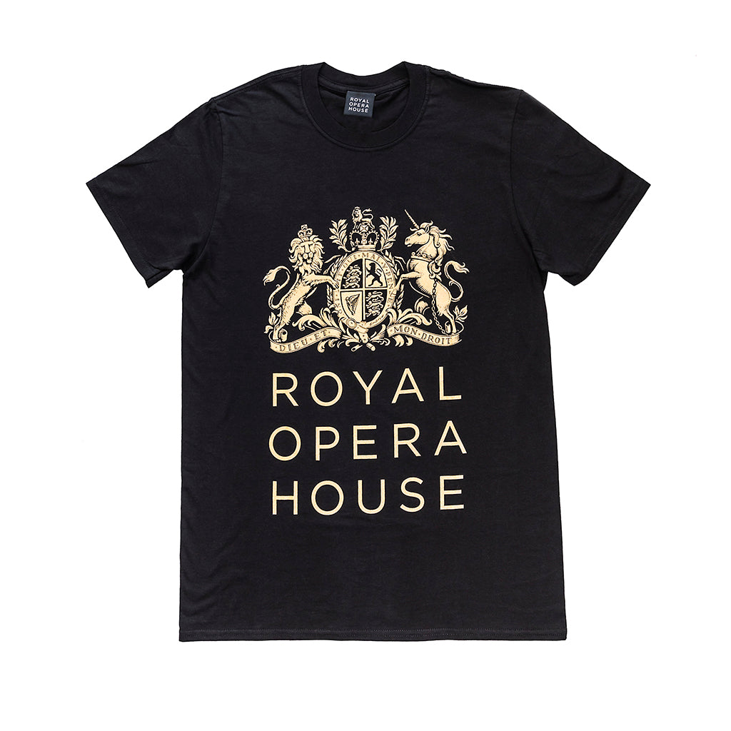 Black Royal Opera House T Shirt