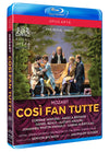 Mozart: Così fan tutte Blu-ray (The Royal Opera)