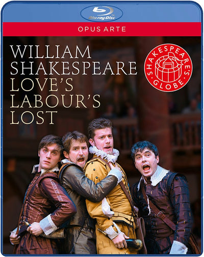 Love's Labour's Lost Blu-ray Disc (Shakespeare's Globe)