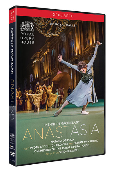 Anastasia DVD (The Royal Ballet)