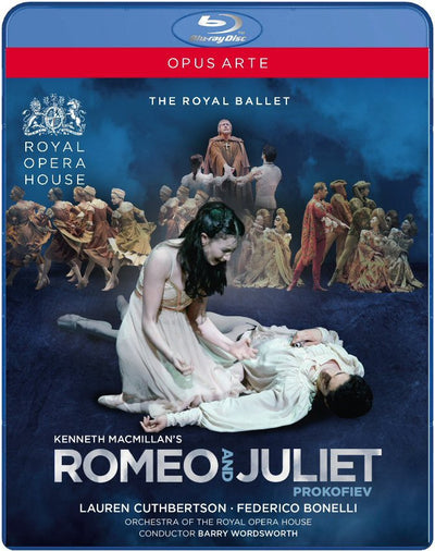 Romeo and Juliet Blu-ray (The Royal Ballet) 2012