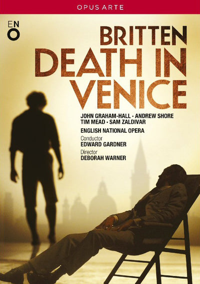 Britten: Death in Venice DVD (ENO)