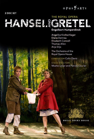 Humperdinck: Hänsel and Gretel DVD (The Royal Opera)