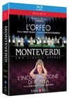 Monteverdi Blu-ray Set