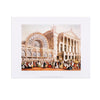 Royal Opera House 1858 Print
