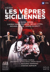 Verdi: Les Vêpres siciliennes DVD ( The Royal Opera)
