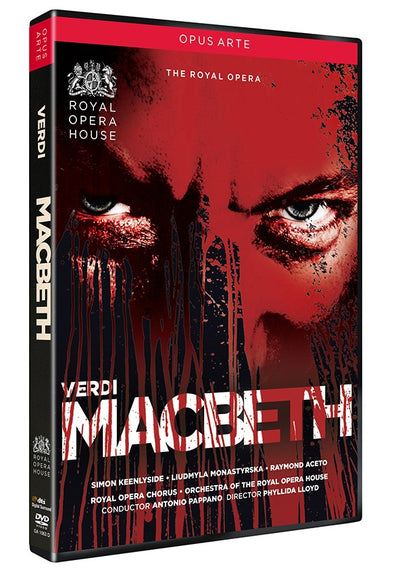 Verdi: Macbeth DVD (The Royal Opera)
