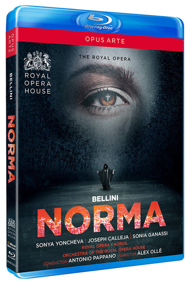 Bellini: Norma Blu-ray (The Royal Opera)