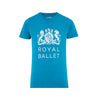 Royal Ballet Kids Teal T-Shirt