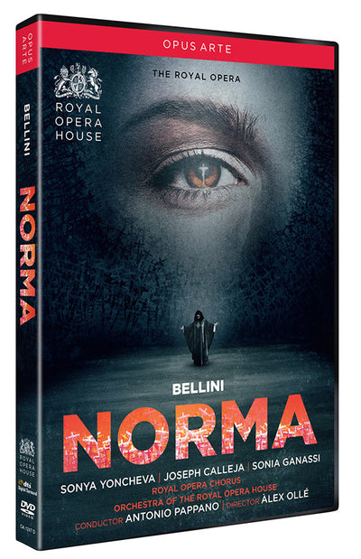 Bellini: Norma DVD (The Royal Opera)