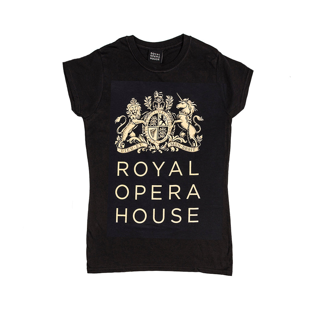 Royal Opera House Fitted T Shirt